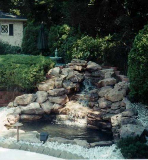 17#small pond WF pool